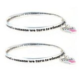 Prayer for a Friend 2 pc. Bracelet Set